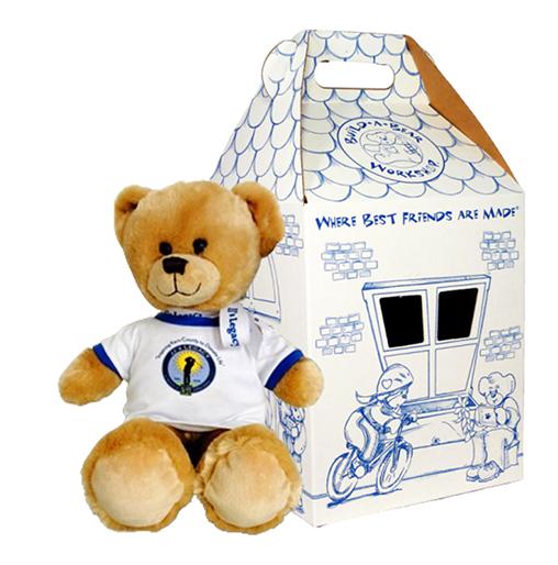 JJ's Legacy Comfort Bear